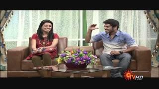 Virundhinar Pakkam –   Sun TV Show 07-08-2013