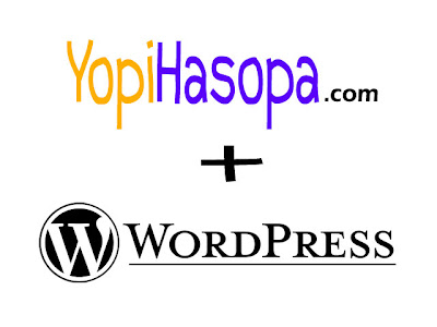 YopiHasopa.com + Wordpress