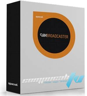 SAM Broadcaster STUDIO Full Final Programa para crear una Radio