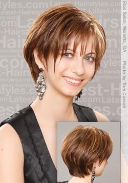 Cortes de cabello corto para personas mayores
