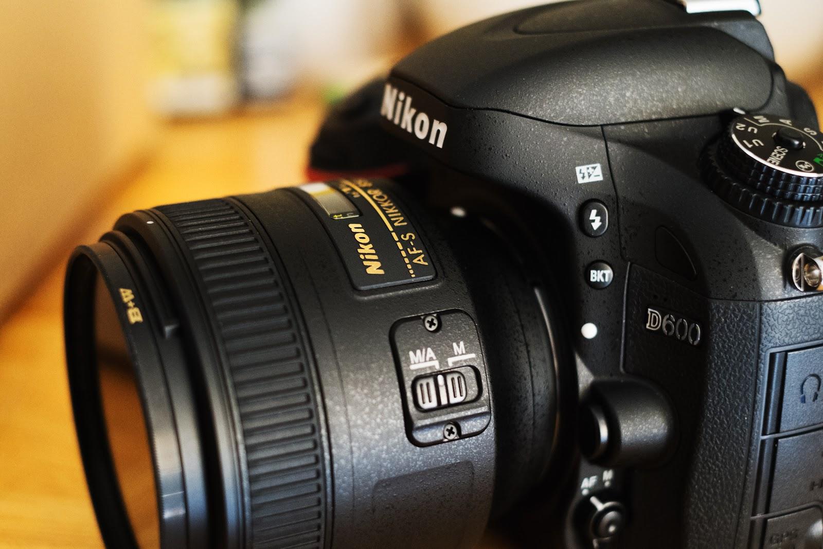 Af S Nikkor 85mm F18g Nikon 28mm
