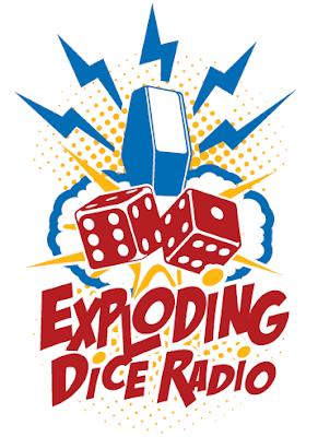 EXPLODING DICE RADIO