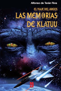 Portada de «Las memorias de Klatuu»