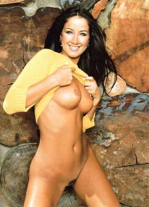 Helen Ganzarolli Playboy