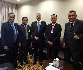 Courtesy Meet: Tan Sri Annuar Musa & Datuk Habib Zam Zam
