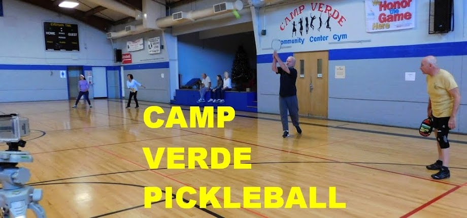 Camp Verde Pickleball