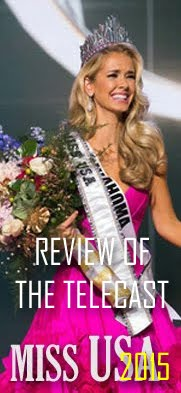 Review of Miss USA 2015 Telecast