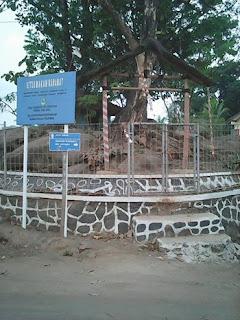 Situs Sarongge Kecamatan Situraja