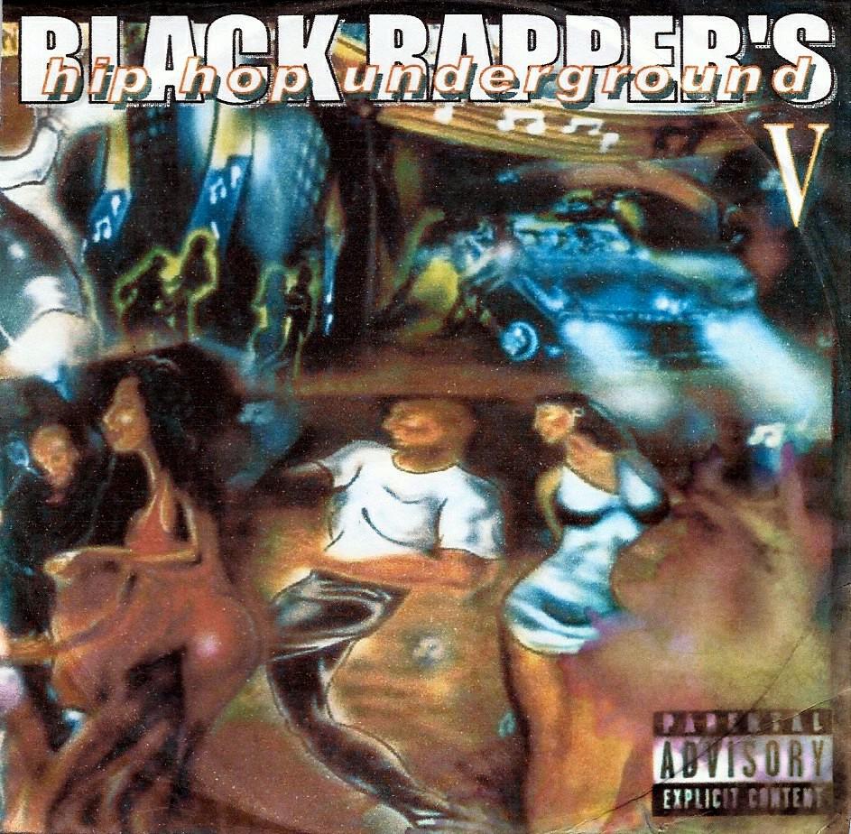 BLACK RAPPRS VOLUME V