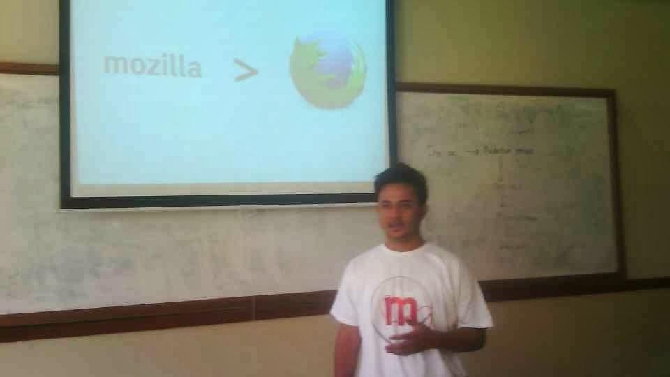 Fun With Mozilla Webmaker - EOC 2014 Event | MMufidLuthfi
