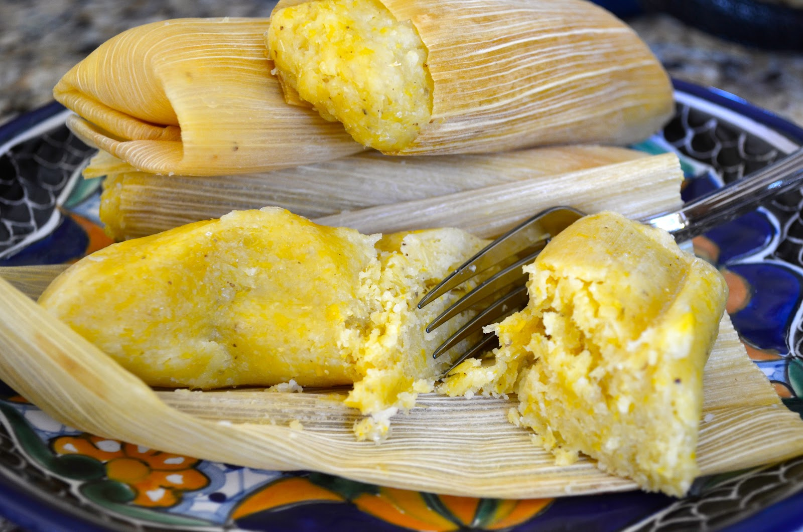 Adri's Mexican Kitchen: Sweet Corn Tamales/Tamales de Elote Dulces
