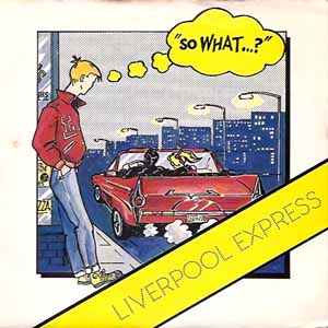Liverpool Express So What