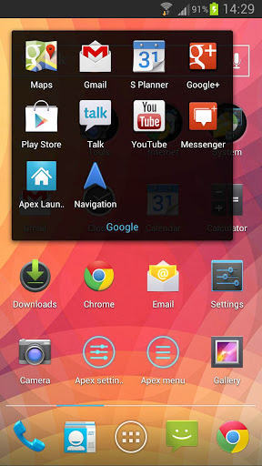 how to change android version manually