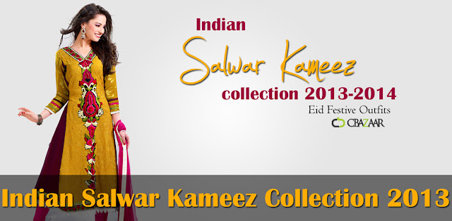 Indian Salwar Kameez Collection 2013-2014