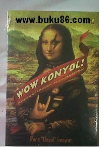 Novel Wow Konyol by Rons Imawan