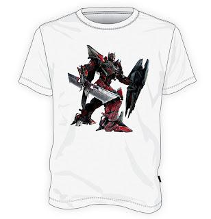 Koszulka Transformers Sentinel Prime