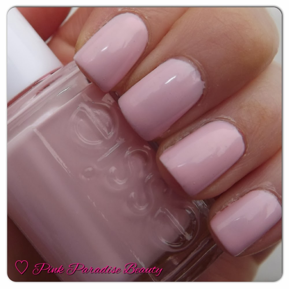 Nail of the Day - Essie Fiji | Pink Paradise Beauty
