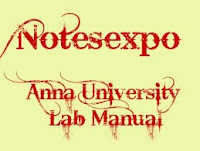 Anna university Case tools lab manual for M.Tech IT