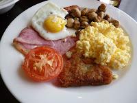 O Café-da-Manhã na Irlanda