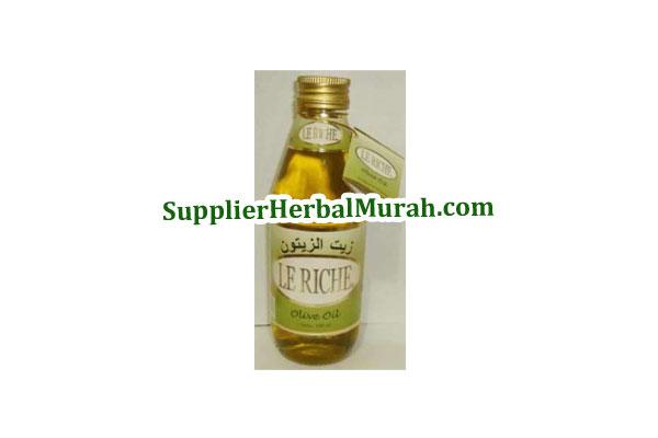 Grosir Minyak Zaitun Le Riche 6 Botol @ 300 ml