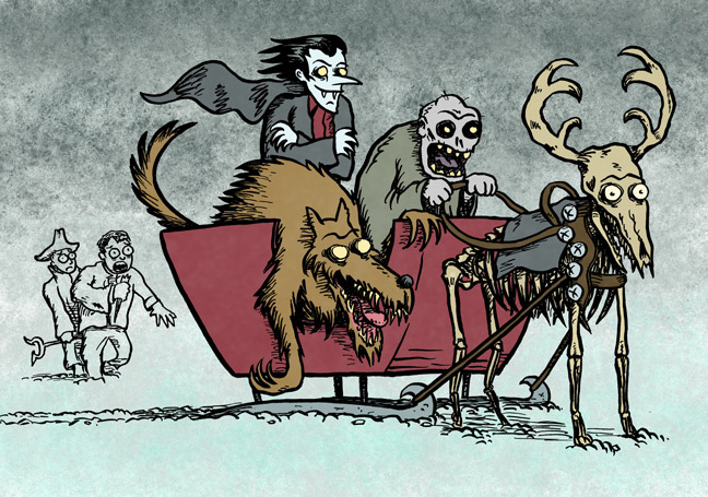 Sleigh of the Wicked