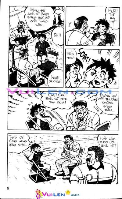 Jindodinho - Đường Dẫn Đến Khung Thành III Tập 28 page 8 Congtruyen24h