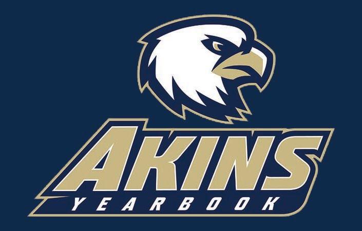 Akins High School Yearbook
