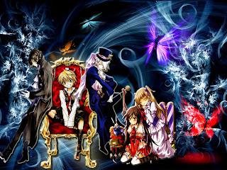 Imagenes de Pandora Hearts