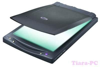 Plat Bed Scanner