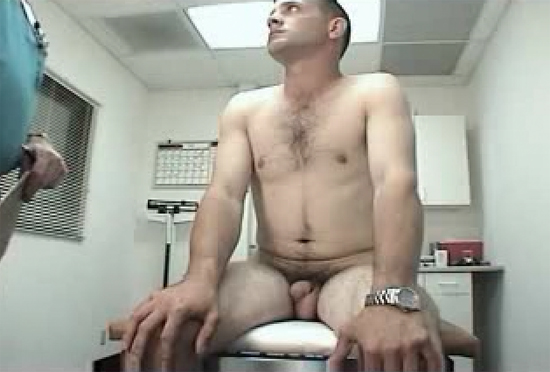 Naked Physical Examination 7