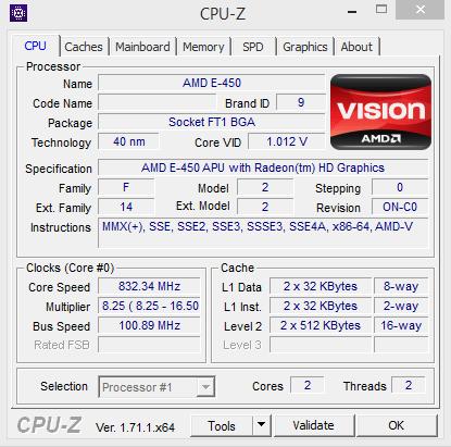 Mengetahui Spesikasi Komputer Dengan CPU Z
