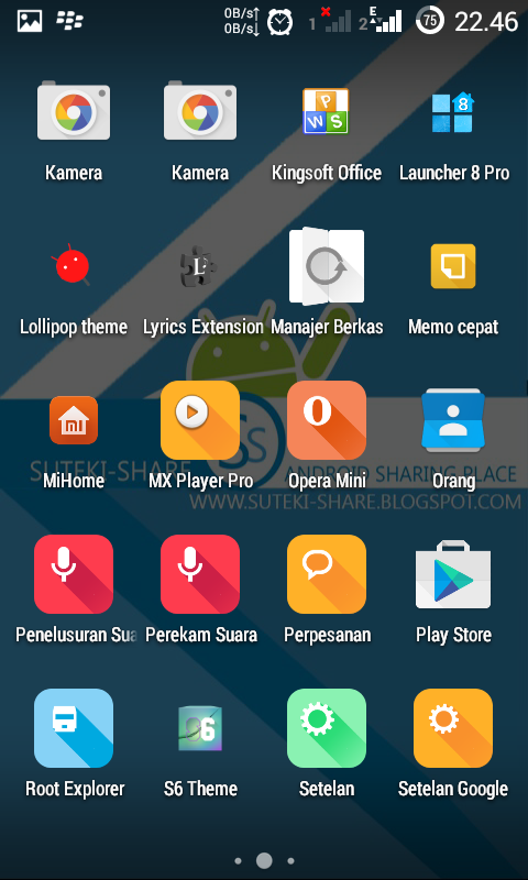 Download Lollipop Icon Pack & Theme v4 Latest