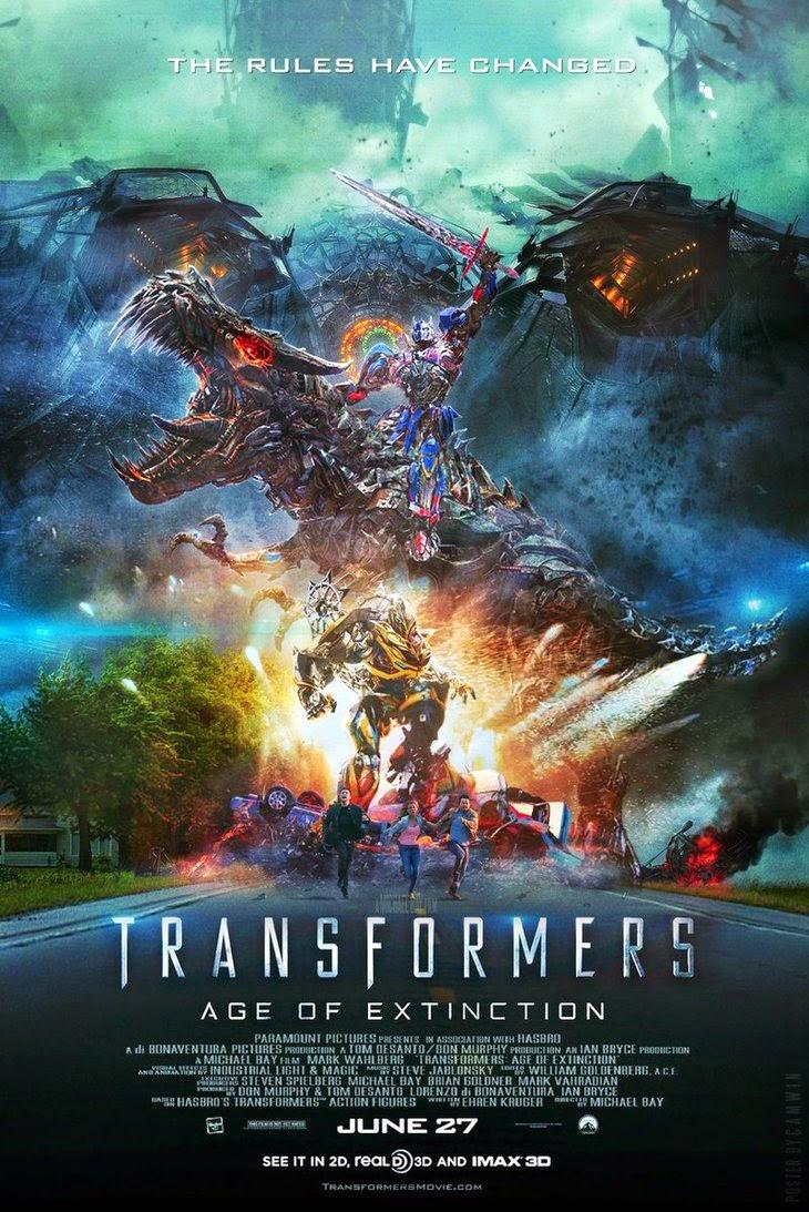 Transformers 4 Dvdrip Hd