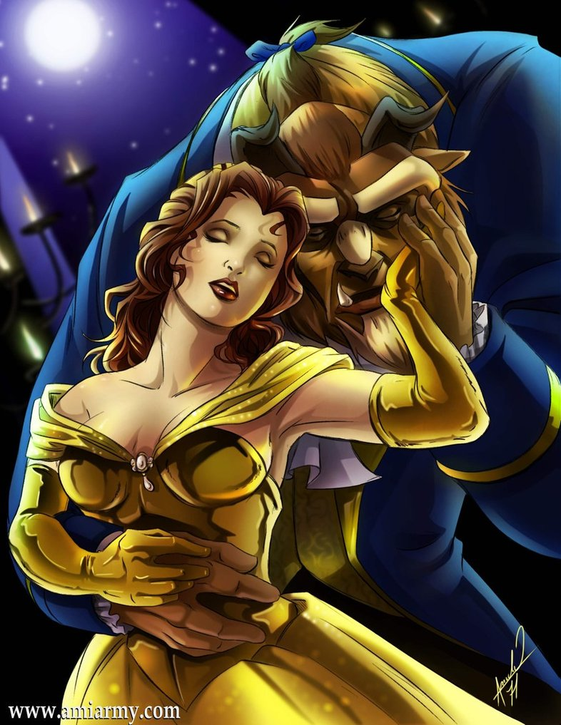 Beauty and the beast porn pics picture 98