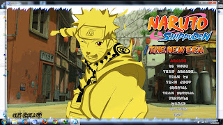 Naruto Mugen New Era 2012 [Portable] [UL-BS]