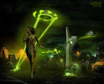"""Finalizado el concept art para """"Qurun Hattun, la Muerte Verde"""""""