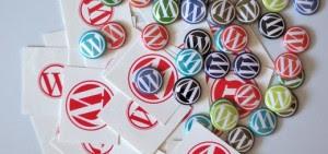 Wordpress Badges Logo