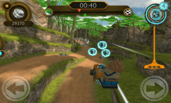 Screenshot LEGO ® Speedorz Android