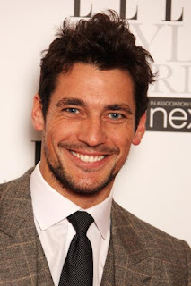 David Gandy - 2012 Elle Style Awards