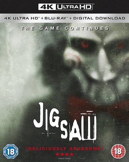 Jigsaw: El Juego Continúa 4K (2017) 2160p 4K UltraHD HDR BluRay REMUX 52GB mkv Dual Audio Dolby TrueHD ATMOS 7.1 ch