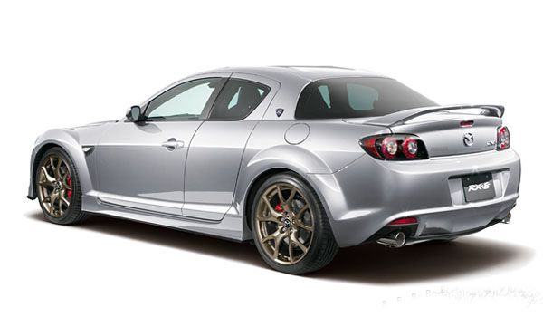 2012 Mazda RX 8