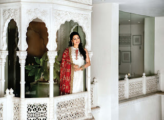 Juhi Chawla's Photoshoot for Hello! India – November 2012