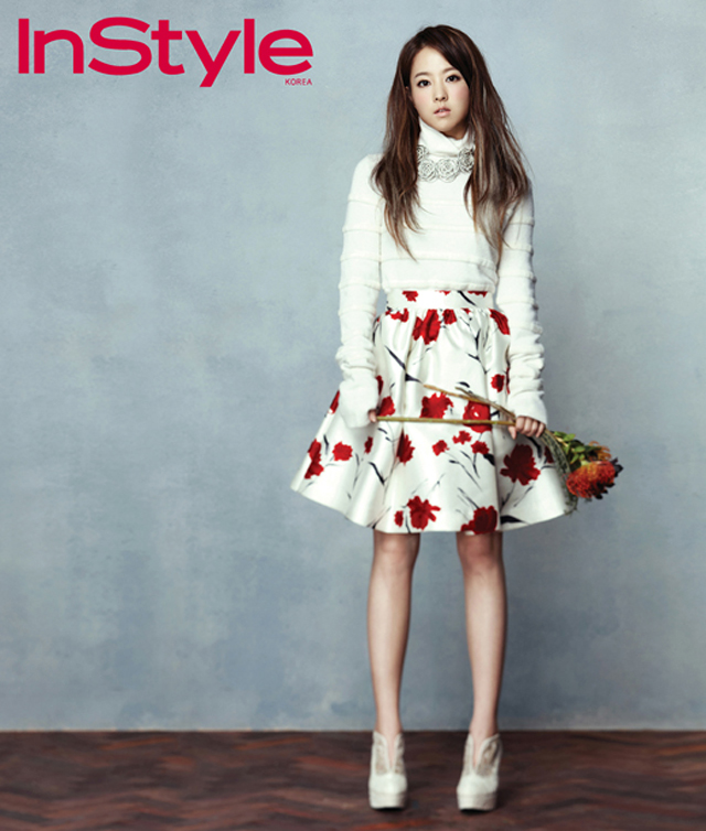 Park Bo Young For Instyle And Esquire Popdramatic