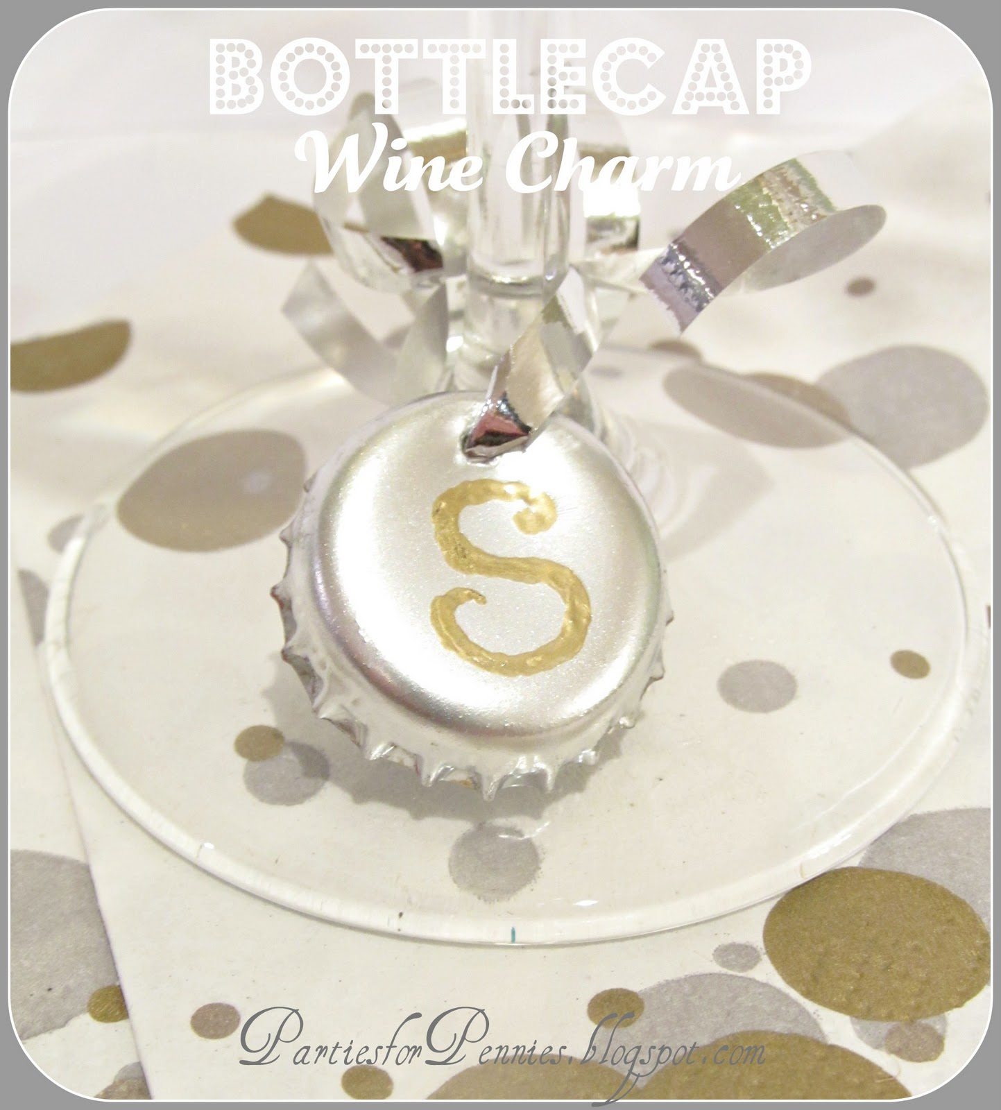 Bling Bling for Zero Cha-Ching (New Years Eve Decor) - Parties for ...