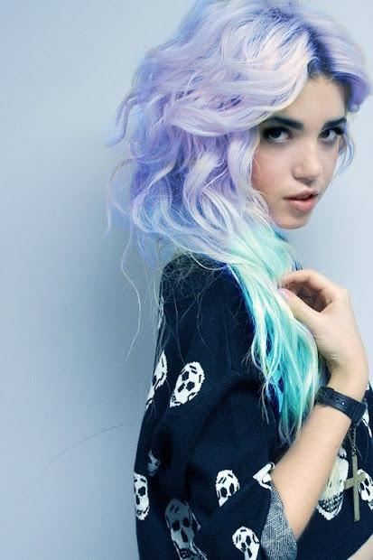 zilah inolvina pastel hair dye
