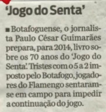 JOGO DO SENTA NO DIA