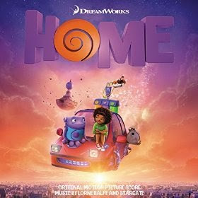 film score of Home