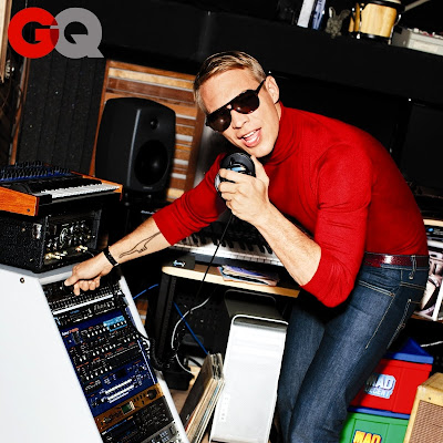 GQ interviews Diplo