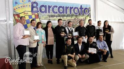 cerdo iberico, barcarrota, premios, alcalde,