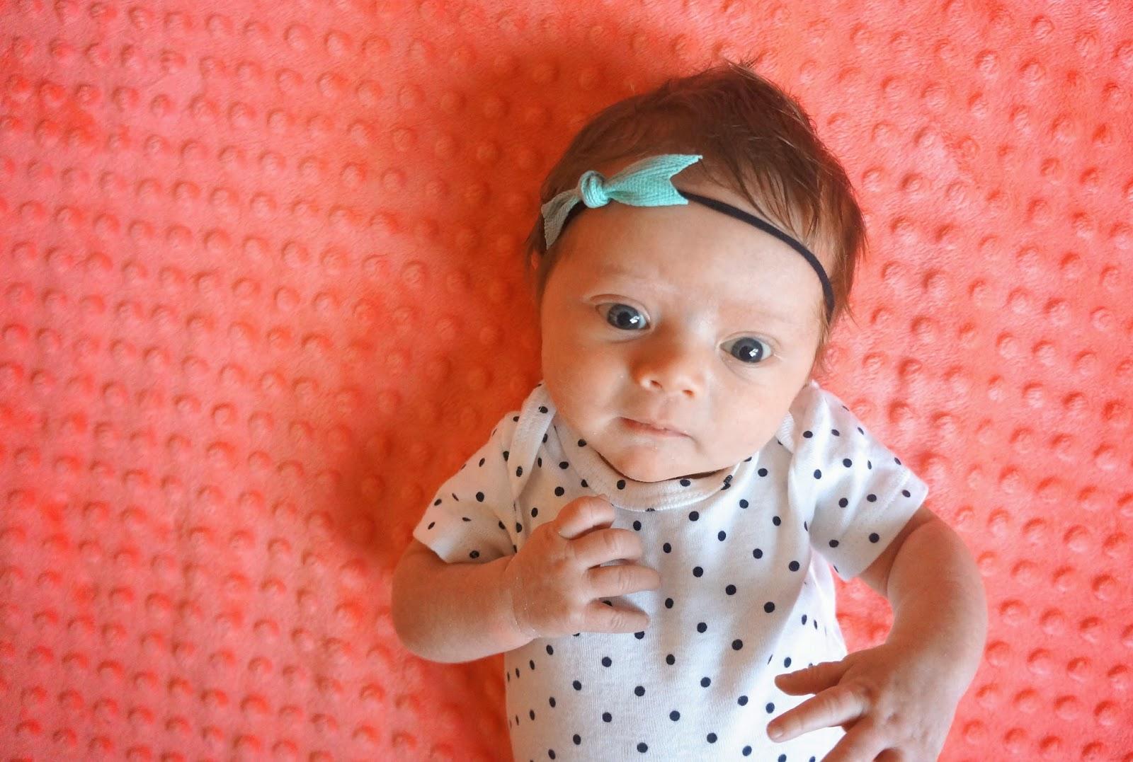 Pantyhose Baby Headband 74